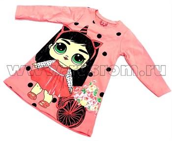 Платье Pink 4868 - фото 23440